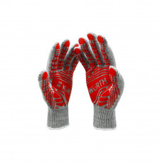 Wuerth Grey & Red - 8'' Protective Glove Const...