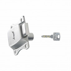 Godrej 25 mm Curvo Wardrobe Lock