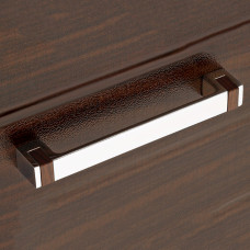Drawer Handles V-119 - CP (Walnut) 160mm - Vittori...