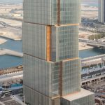 Stunning Façade for UAE commercial tower