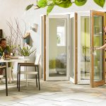 Folding and Sliding Door System from Encraft