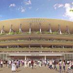 Architect Kengo Kuma to Design Tokyo's new Olympic Stadium