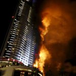 Lesson to learn from the Dubai Hotel Fire: Fire Rated Exterior Cladding – A Must