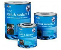 How do sealants react with paint and painted surfaces?