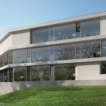 Schueco's New Ultra-Slim Facade Allows Vents to Be Fully Concealed