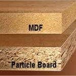 Is MDF and Particleboard the same thing?