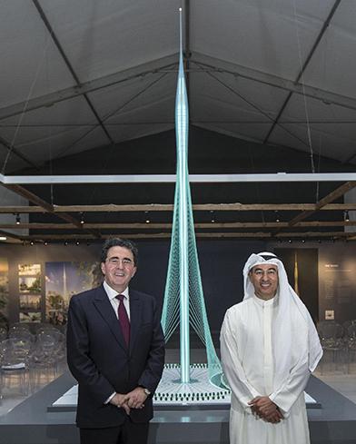Dubai to Get a Tower Taller Than Burj Khalifa by 2020