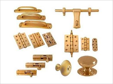 What is Building hardware?