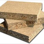 What is compressed wood made of?