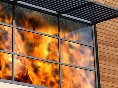 What is Fire Rated Glass?