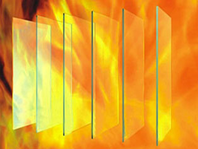 What are the types of Fire Rated Glass?