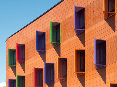 What is Terracotta Cladding?