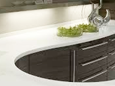 What are the applications of Corian –Solid Surface?