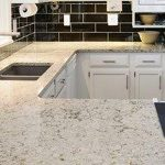 How thick is a Corian Countertop?