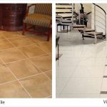 Ceramic Tile vs. Vitrified tile?