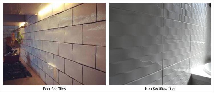 rectified tiles