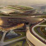 Guangzhou Infinitus Plaza Designed by ZahaHadid Breaks Ground