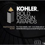 Kohler Bold Design Awards – Winners Announced