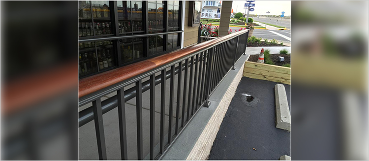 Types of Railings