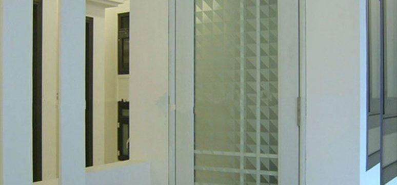 PVC Doors for Bathrooms