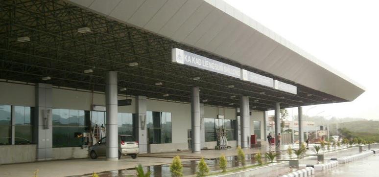 Airport shillong