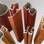 Coloured Aluminium Window Profile and Frames