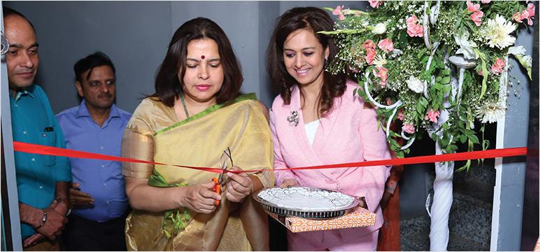 Launch of Fenesta Showroom in Delhi NCR