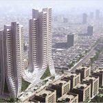 3XN's Grove Towers, Mumbai