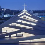 Catholic Suzuka Church, Japan