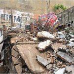 Laxmi Nagar house collapse shakes Municipal Corporation authorities