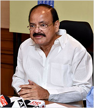 """Housing prices to come down after GST"": M Venkaiah Naidu"