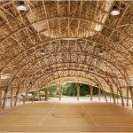 Bamboo Sports Hall, Thailand