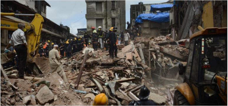 mumbai collapse