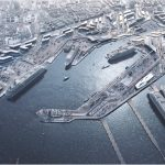 Zaha Hadid Architects wins competition to redesign masterplan for Old City Harbour in Tallinn