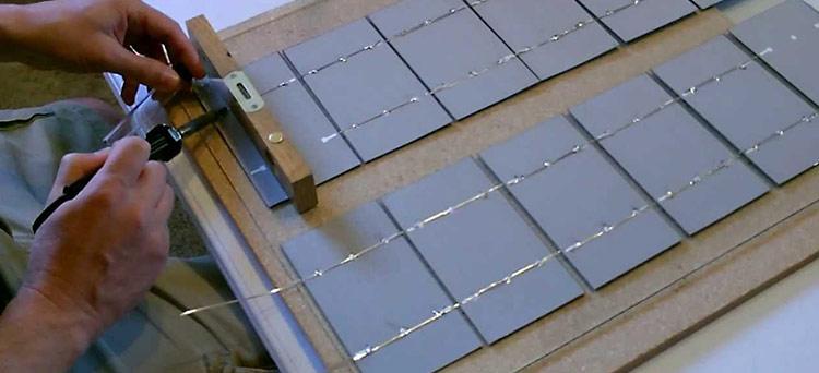 Make a Solar Panel