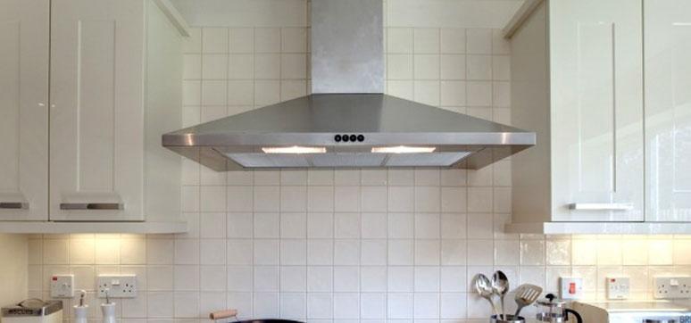 Types of Chimneys for kitchen