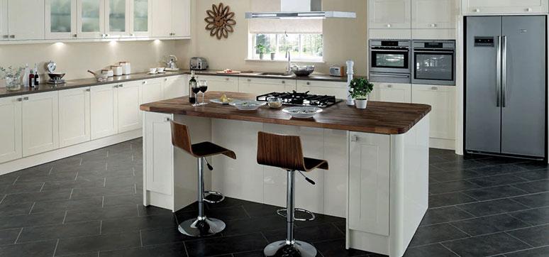kitchen layouts types