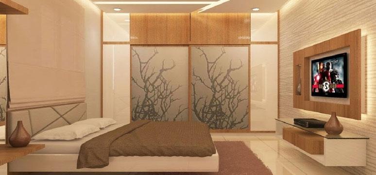 Wardrobe Designs for a Bedroom
