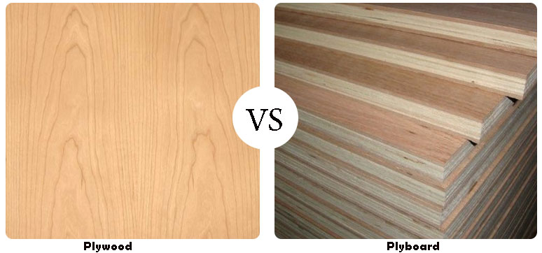 plywood vs plyboard
