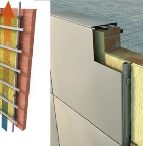 Eurobond ACP Ventilated Facade