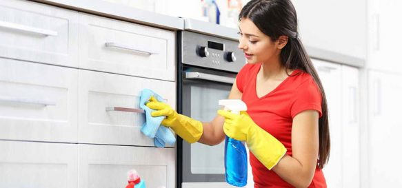 20+ Indian Kitchen Cleaning Tips & Tricks