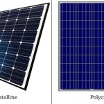 Difference Between Monocrystalline and Polycrystalline Solar Panels