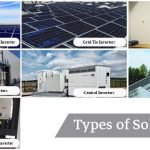 What is a Solar Panels Inverter & it's Types