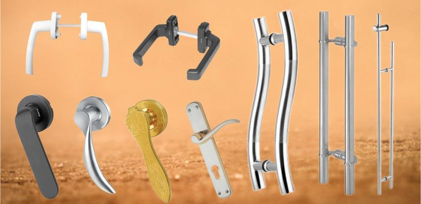 Different Types of Handles