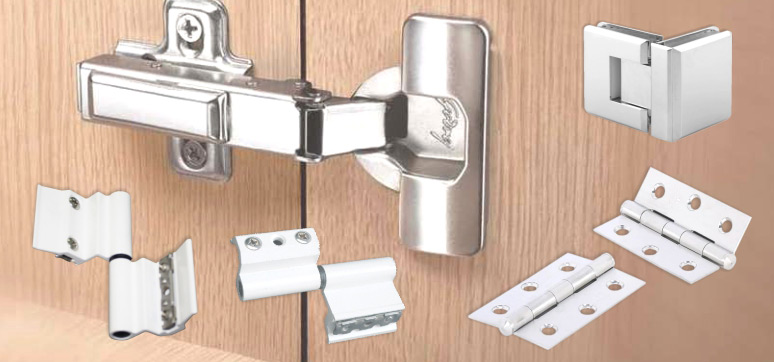 Different Types of Hinges