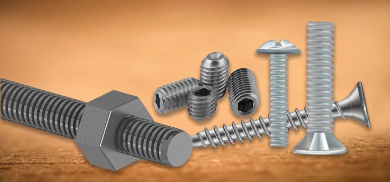 Different Types of Screws