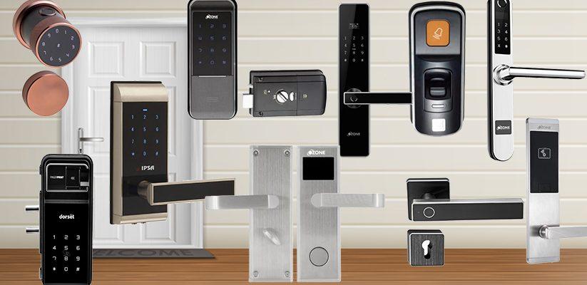 Smart Door Lock for Homes