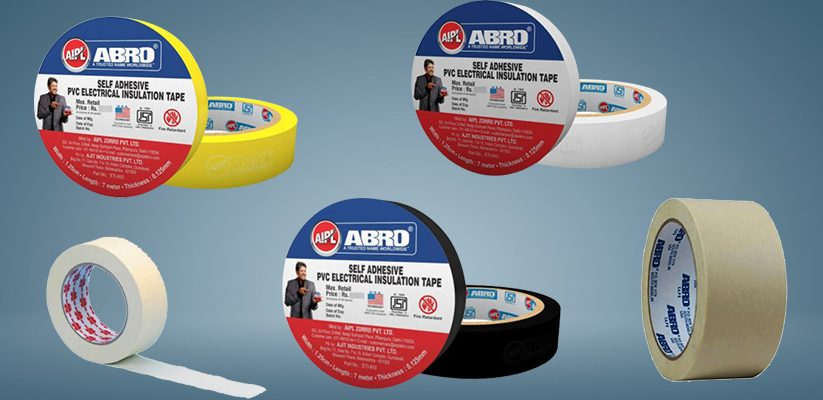 Types of adhesive tape