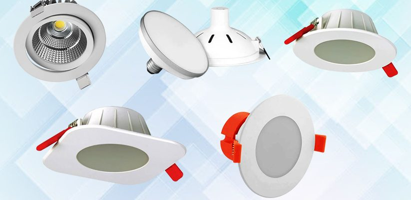 types of LED Downlights