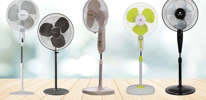 Different Types of Pedestal Fans